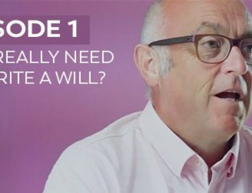 WAPS TV 1 – Do I need to write a Will?