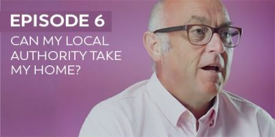 Can a local authority force you to sell your home