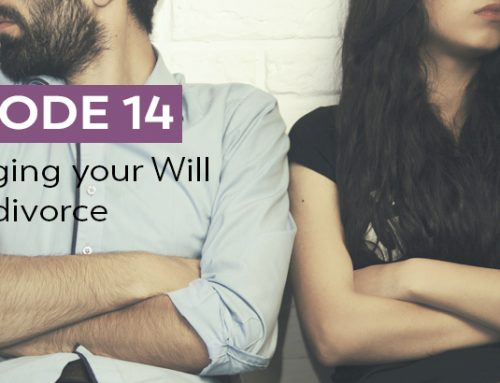 Changing Your Will After Divorce